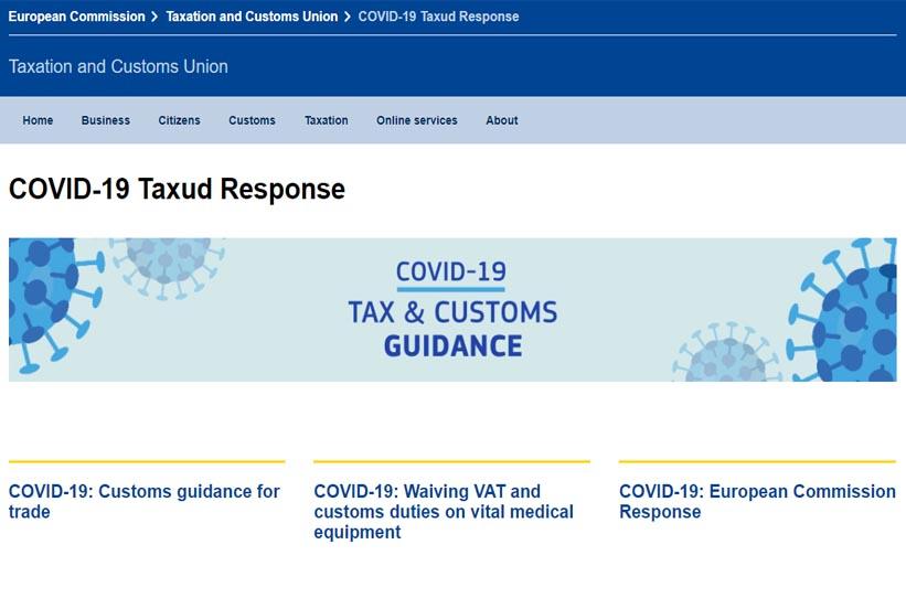 ЕК предлага да не се облаганат с ДДС по време на криза някои жизненоважни стоки и услуги
