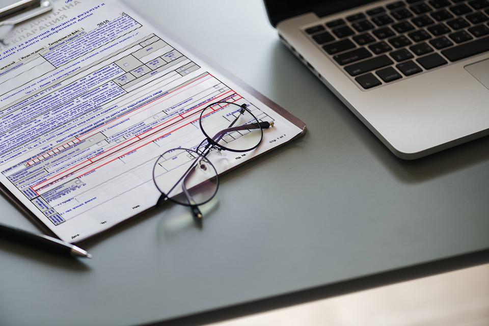 Декларация за облагане с корпоративен данък за 2018 г. с БАРКОД