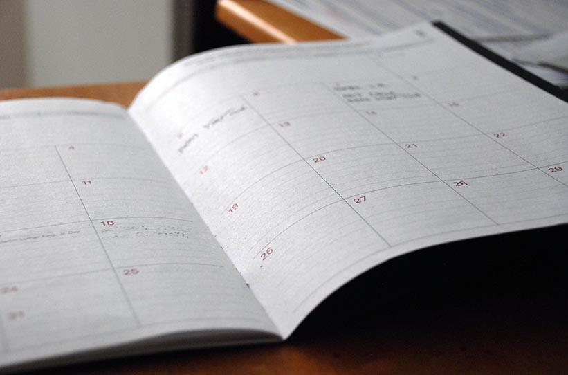 Данъчно-осигурителен календар - септември 2019 г.