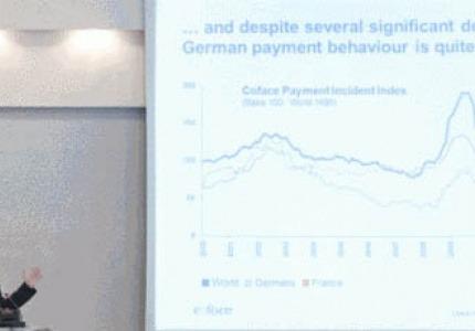 Нивата на кредитния риск по сектори в Западна Европа остават високи