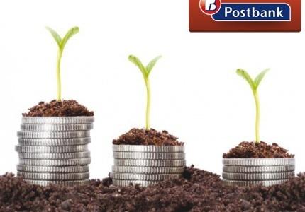 Пощенска банка отчита 50% ръст на агро кредитирането
