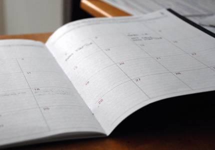 Данъчно-осигурителен календар - ноември 2019 г.