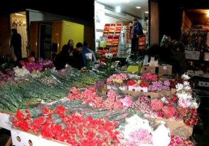 НАП започва проверки и на търговците на цветя на едро