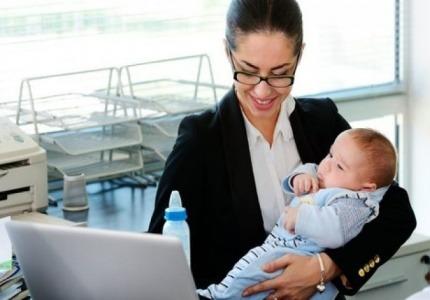 Натрупани платени годишни отпуски по време на майчинство