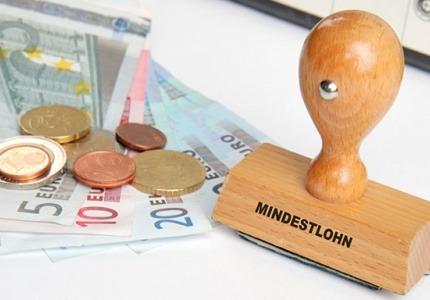 Германия отменя временно контрола по спазване на Закона за минималната работна заплата за транзитните превози
